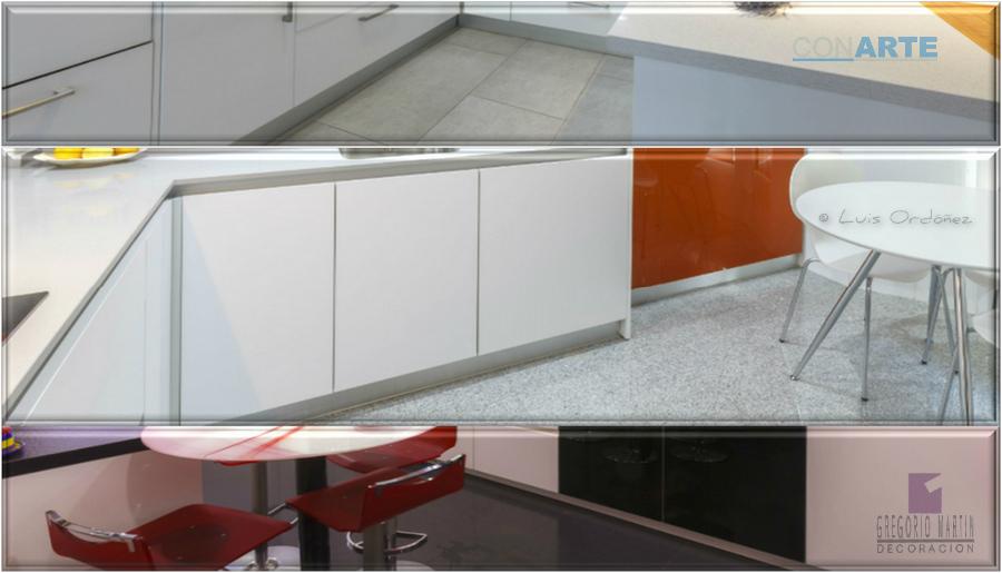 Son convenientes los z calos de aluminio en la cocina for Zocalos de aluminio para muebles de cocina