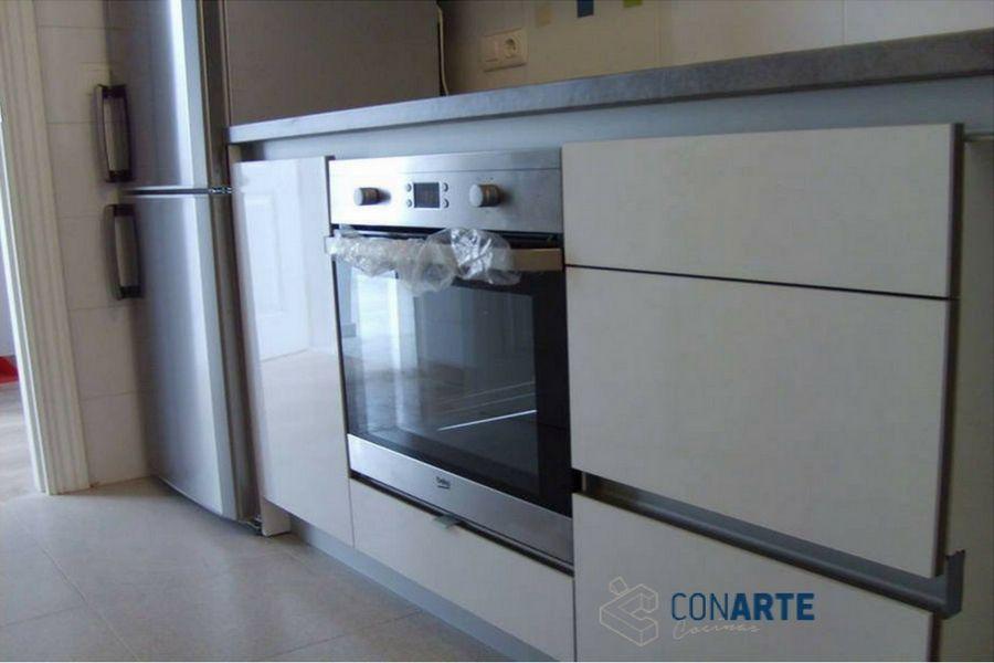 Muebles de cocina sin tiradores - ConArte